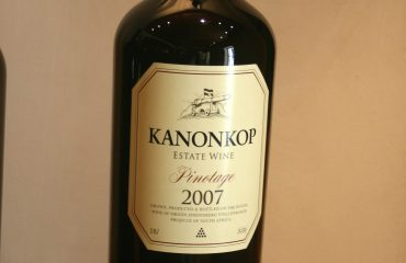 Stellenbosch Kanonkop fles