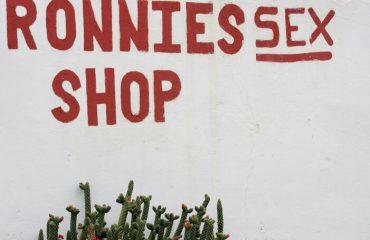 Ronnies label Ook wij waren hier
