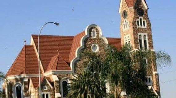 Windhoek - Chirstenkirche